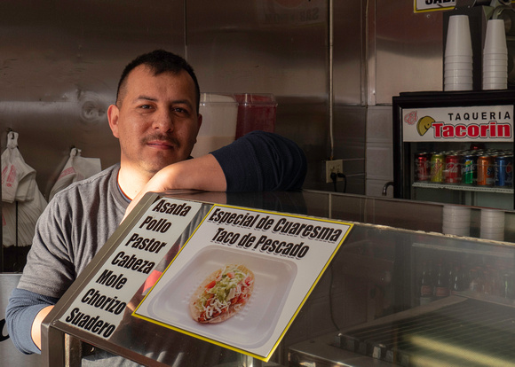 Fernando is the owner of Tacorin